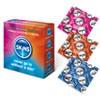 Pelli preservativi assortiti confezione da 4